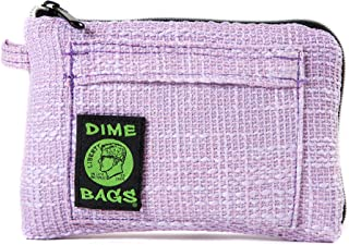 Padded Pouch - Soft Interior with Secure Heavy-Duty Zipper (Purple, 8-Inch)