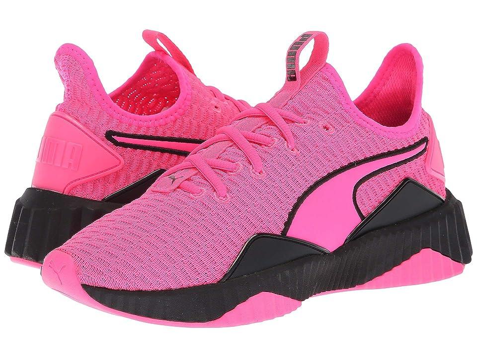 PUMA Defy (Knockout Pink/Puma Black) Women