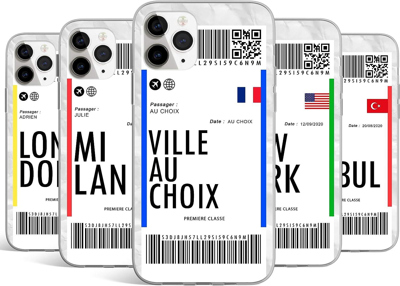 Protection Housse Bandouili/ère Styl/ée R/églable Lanyard Case pour iPhone 11 Shock-Absorption Yutwo Coque pour iPhone 11 /Étui avec Cordon Souple TPU Bumper Silicone