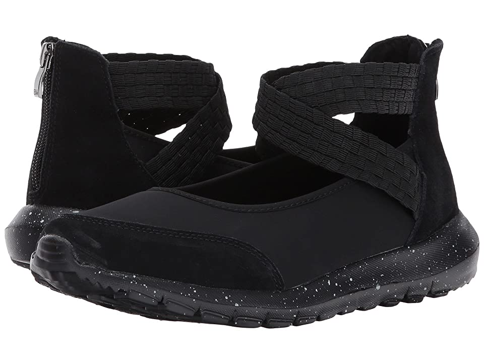 bernie mev. Runner Flow (Black) Women
