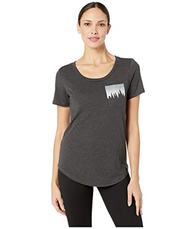 tentree Juniper Pocket Tee (Meteorite) Women