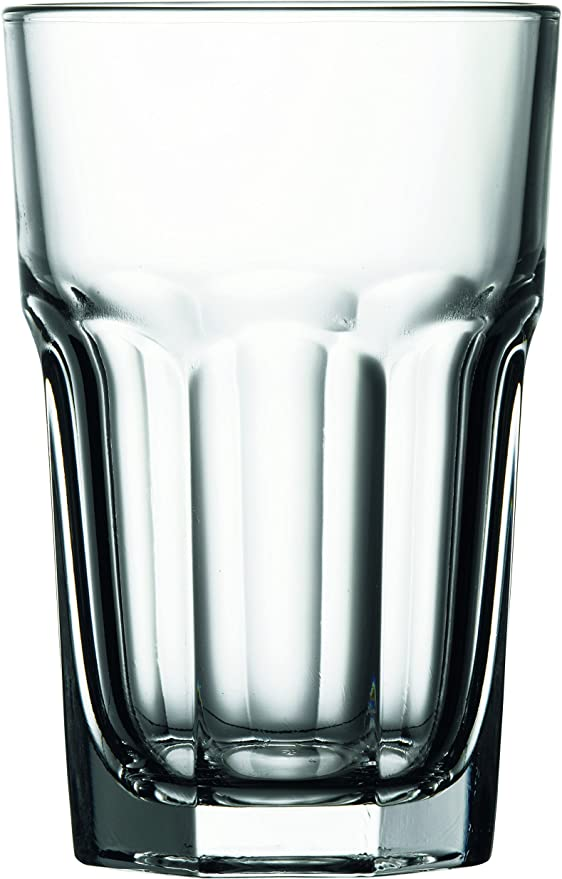 Cooler Drinking Glass 16 Oz By The Dozen Shot Glasses