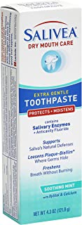 Salivea Dry Mouth Toothpaste with Xylitol