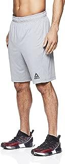 Men's Drawstring Shorts - Athletic Running & Workout Short w/Pockets