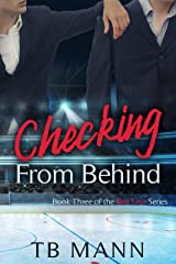 Checking From Behind: A sharing love hockey romance series (Red Line Series Book 3) Kindle Edition