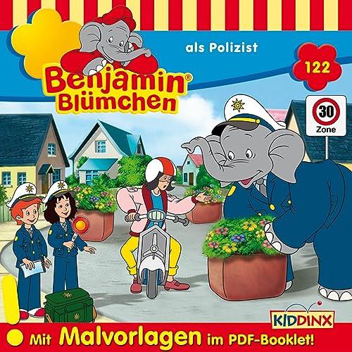 Kapitel 07 Als Polizist Folge 122 Von Benjamin Blümchen Bei