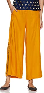 ABOF Women's Relaxed Fit Pants