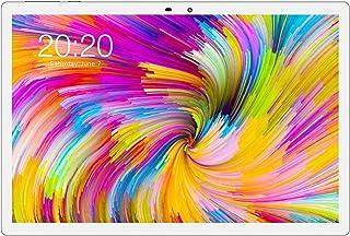 TECLAST M30Pro Tablet 10.1 Pulgadas 6GB RAM+128GB ROM 4G LTE 5GHz WiFi, Dobles SIM+SD/TF, Android 10, 2.0 GHz, 7500mAh Batería+FHD 1920x1200+Octa-Core MTK Helio P60+Bluetooth+Type-C, 5+8 MP Cámara+GPS