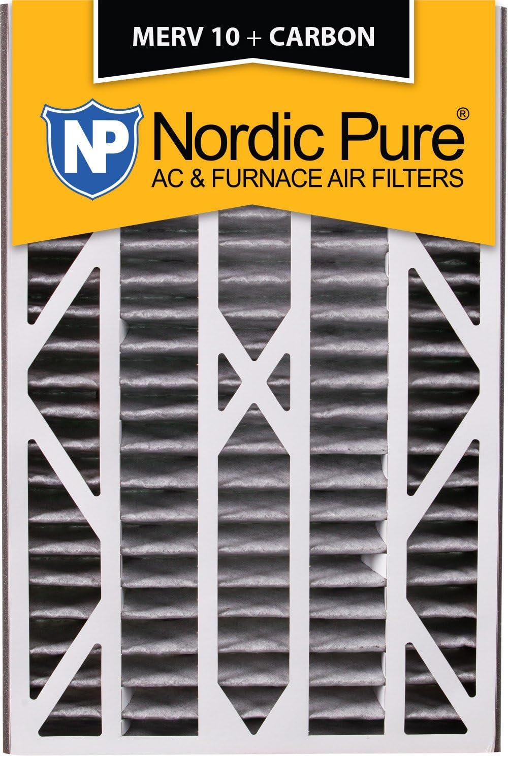 Store Nordic Pure 16x25x3 MERV 10 Plus Trion online shop Air Cub Repla Carbon Bear