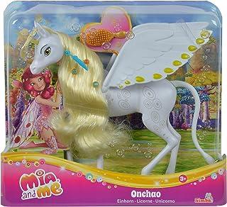Simba 109480093 – Mia and Me Nueva versión Unicornio Onchao