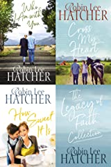 The Legacy of Faith Collection: Who I Am with You, Cross My Heart, How Sweet It Is Kindle Edition