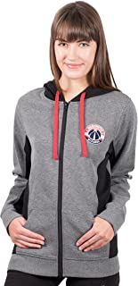 Adult Women Full Zip Hoodie Sweatshirt Dime Jacket