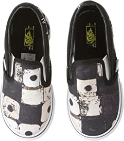 Vans Kids Classic Slip-On x A Tribe Called Quest (Infant/Toddler)