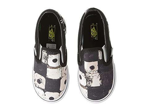 27d1afcadb1 Vans Kids Classic Slip-On x A Tribe Called Quest (Infant Toddler) at 6pm