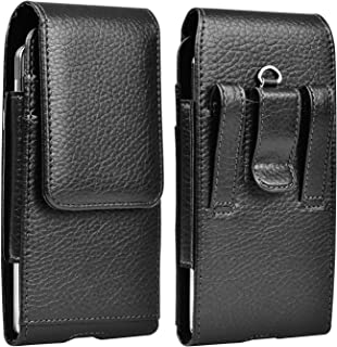Njjex Cell Phone Holster for Samsung Galaxy Note 20 Ultra 10+ 9 8 A01 A10E A11 A20 A21 A51 A71 5G J3 J7 S20+ S10 S9 S8 LG ...