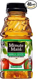Minute Maid Apple Juice with vitamin C, Fruit Juice Drink, 10 fl oz