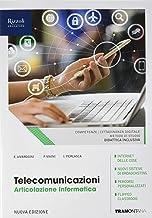 Scaricare Libri Telecomunicazioni. Articolazione informatica. (Adozione tipo B). Per le Scuole superiori. Con ebook. Con espansione online PDF