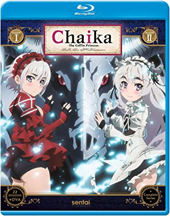 Chaika the Coffin Princess/ [Blu-ray] [Import]