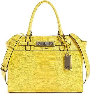 Guess Raffie Carryall Bag Yellow