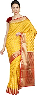 e0aef6e89d Golds Women's Sarees: Buy Golds Women's Sarees online at best prices ...