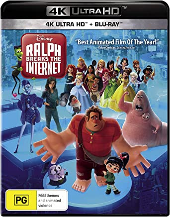 Ralph Breaks The Internet (4K Ultra HD)