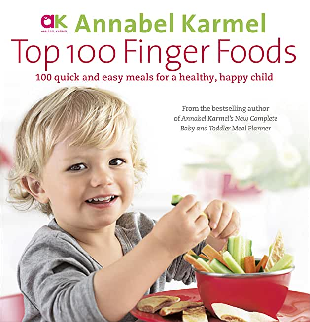 Top 100 Finger Foods (English Edition)