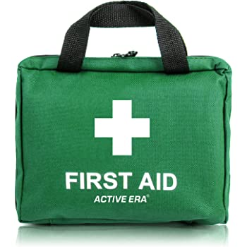 90Piece First Aid Kit - All-Purpose with Premium Medical Supplies & Soft Case for Home, Office, Car, Camping & Travel
