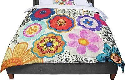 104 X 88 Cal King Comforter KESS InHouse Rebecca Fischer Milo King