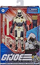 Hasbro G.I. Joe Classified Series Arctic Mission Storm Shadow Action Figure 14 Premium Toy with Accessories 6-Inch-Scale (...
