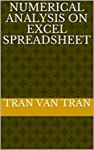 Numerical analysis on Excel spreadsheet