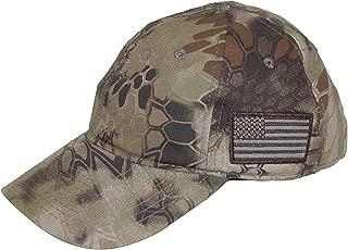 Kryptek Tonal Side American Flag Cap