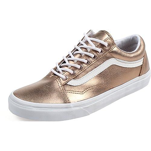 6335655bba Vans Unisex Old Skool Classic Skate Shoes