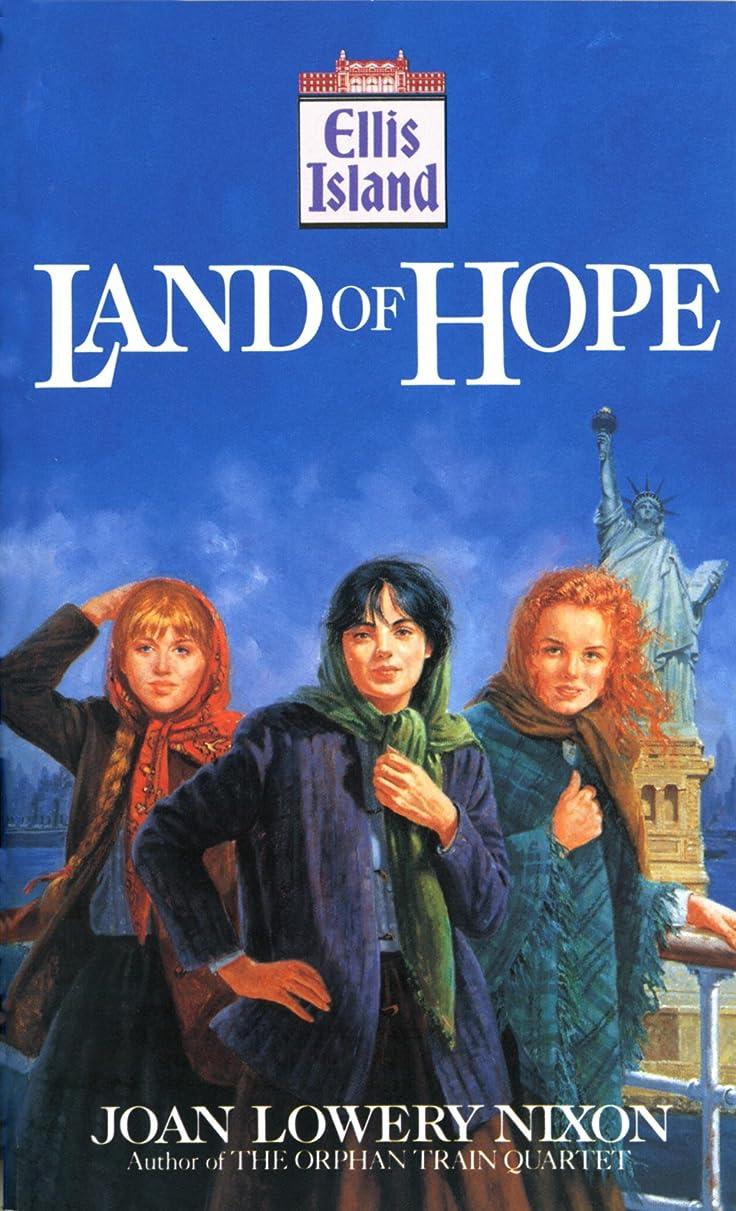 Land of Hope (Ellis Island Series Book 1) (English Edition)
