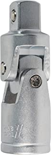 """Kardanknut 1/2"""" fyrkant, dubbelsidig, i kromat CV-stål I Kardanknut med 12,5 mm-fäste (1/2"""") från WIESEMANN 1893 I 80898"""