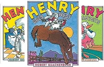 Henry Duck (4 Book Series)