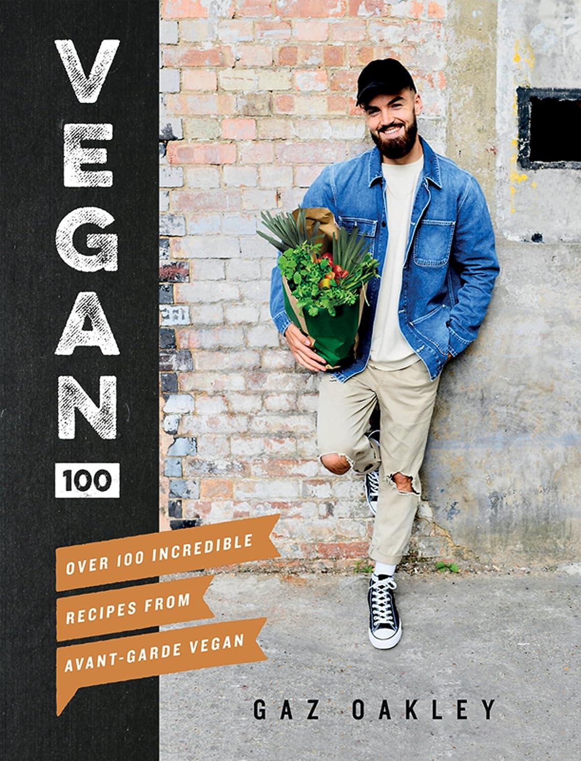 にぎやか主要なしたがってVegan 100 (English Edition)