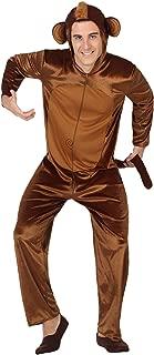 Atosa-28427 Disfraz Mono, color marrón, XL (28427)