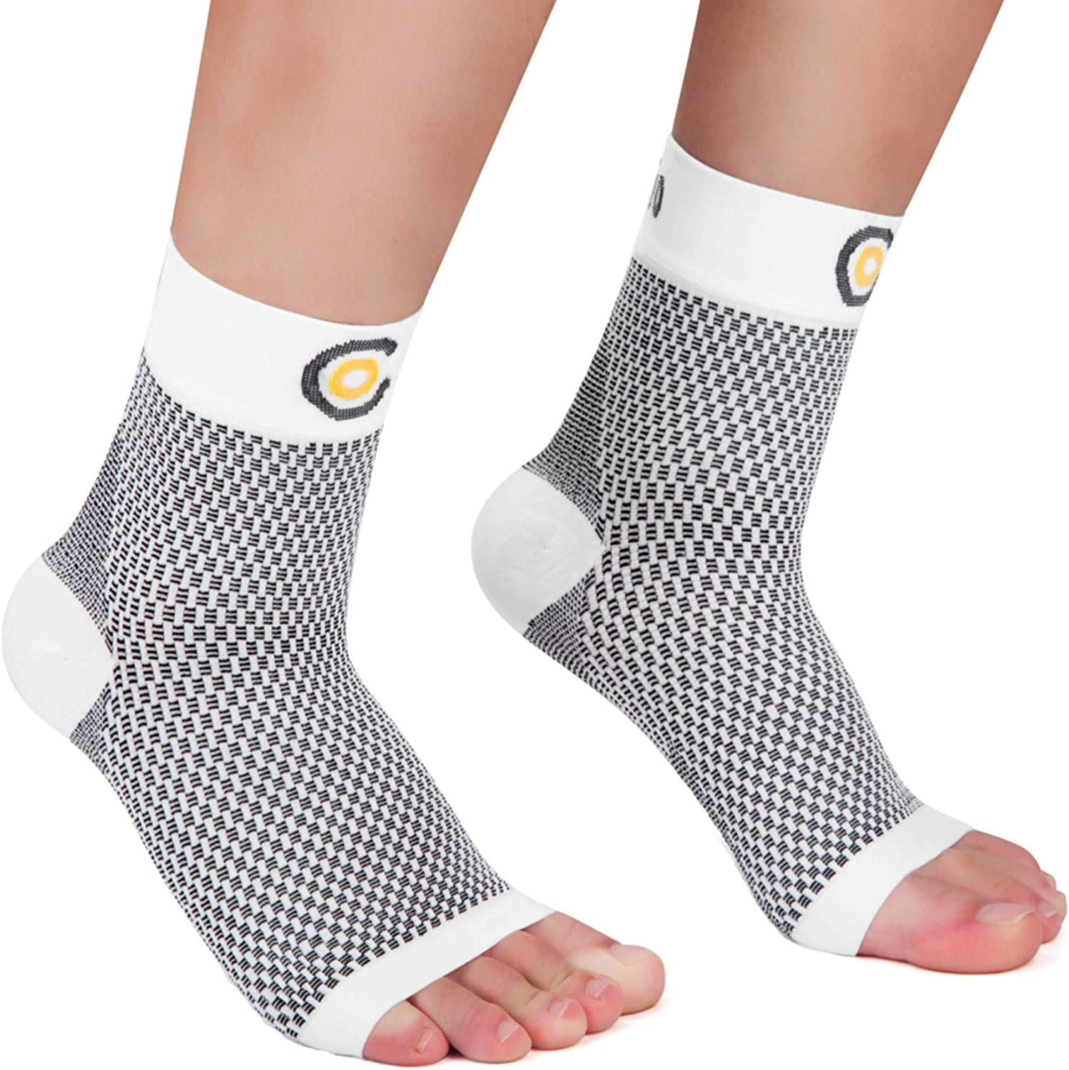 CAMBIVO Cheap bargain Plantar Fasciitis Compression Socks Men Women for 2 and 4 years warranty