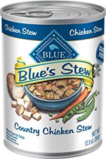 Blue Buffalo Blue's Stew Natural Adult Wet Dog Food