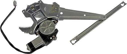 Dorman 741-699 Rear Passenger Side Power Window Regulator and Motor Assembly for Select Honda Models