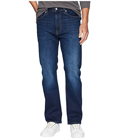 Calvin Klein Jeans Relaxed Straight Fit (Austin Dark Blue) Men