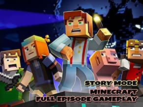 Clip: Story Mode - Minecraft Full Episode Gameplay