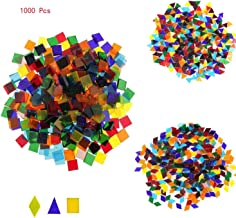 Best colored glass pieces for mosaic Reviews