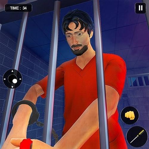 Escap Prison Jailbreak Lookdown Survival Adventure Hero: Secret Forces Criminals & Gangster Hard Time Breakout Grand Mad New City Amazing Action Packed Mission Adventure Simulator 2021