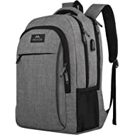 Travel Laptop Backpack,Business Anti Theft Slim Durable Laptops Backpack with USB Charging...