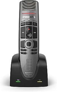 Philips 4000 Series SMP4000 - Dictáfono (24 h, 70 dB, 300-7500 Hz, 200 MW, 3 cm, USB)