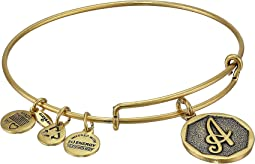 Alex and Ani - Initial A Charm Bangle