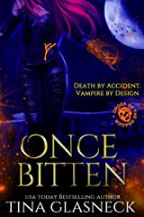 Once Bitten: A Vampire Urban Fantasy Mystery (Order of the Dragon Book 1) Kindle Edition