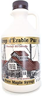 Moore Maple Syrup Please. Artisanal Maple Syrup | Chelsea, QC (34 Fl Oz - Dark)