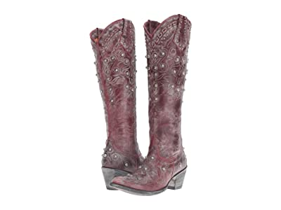 Old Gringo Gigna (Red) Cowboy Boots